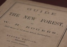 Guide to the New Forest – W.H.Rogers