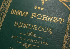 New Forest Handbook – C.J.Phillips